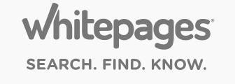 White Pages reverse lookup logo